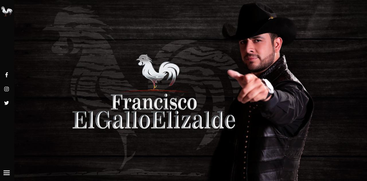 El Gallo Elizalde Sitio Web