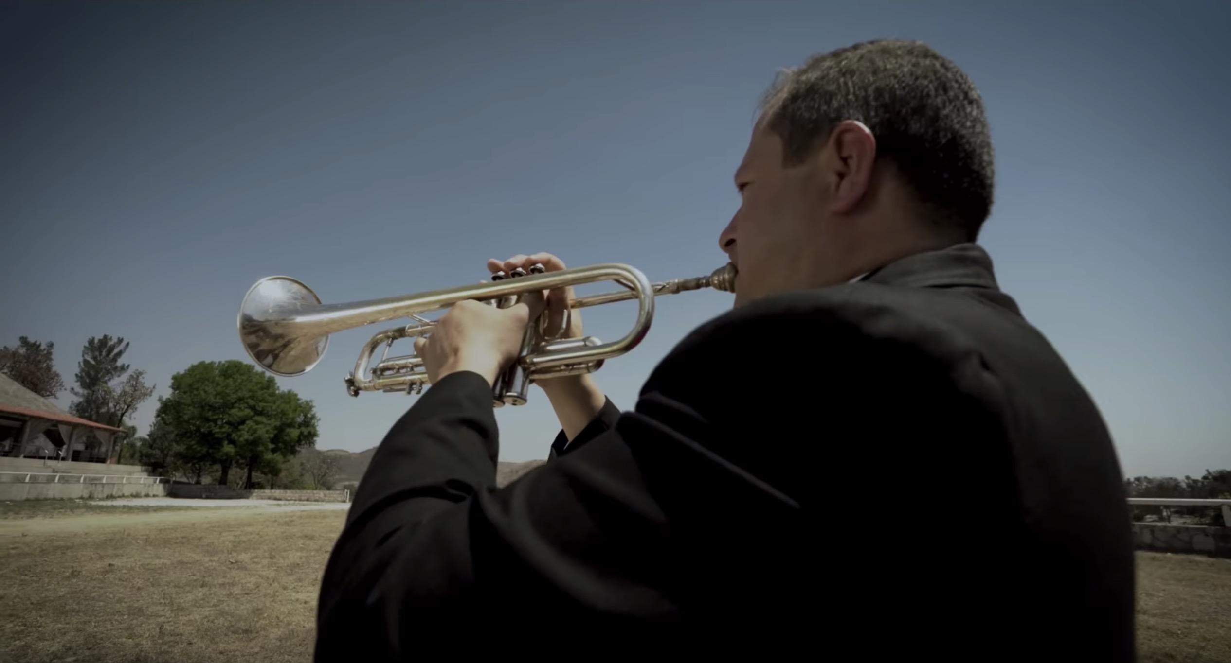 Trompetista del Gallo Elizalde